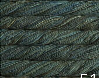 Malabrigo Yarn Lace - 51 Green