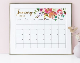 Image result for january 2019 full moon calendar