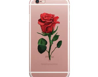 iphone 7 case with flowers
