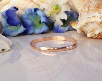 20% off- SALE!!! Thin Gold Ring - Stacking Ring - Stack Ring - Hammered Ring - Tiny Ring - Slim Ring - Wedding Ring