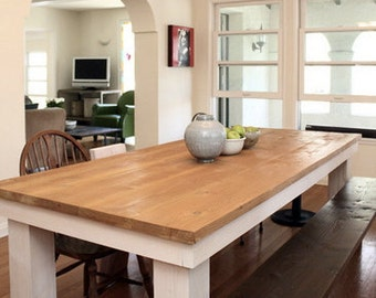 Beautiful Dining Room Table.Made in Los Angeles.