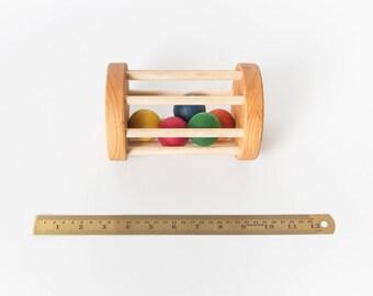 Montessori Ball Cylinder Infant Toy