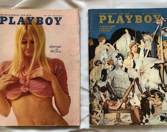 Playboy 1972 June and July