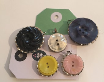 Button Charms