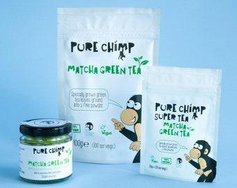 Matcha Green Tea Powder 20g/50g/100g - Ceremonial Grade From Japan