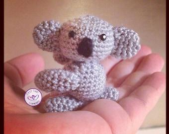Free Amigurumi Koala Pattern : Amigurumi polar bear free crochet pattern tutorial free