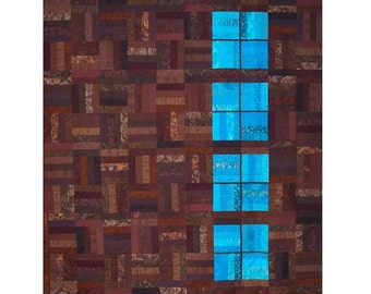 A New View PDF quilt pattern