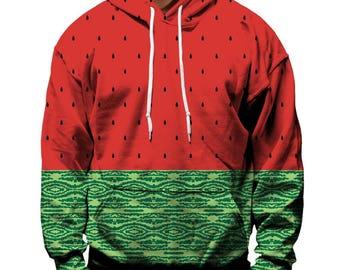 Wtermelon Hoodie | Rave, EDM, Festival Hoodie