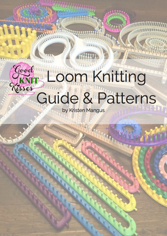 Loom Knitting Guide Amp Patterns 2nd Edition