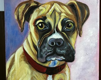 Order your pet portrait today