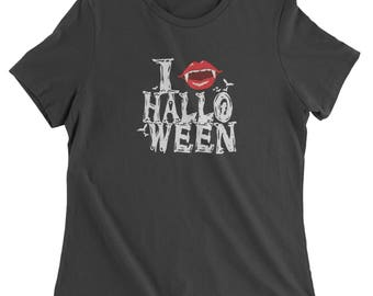 I Fang Halloween Womens T-shirt