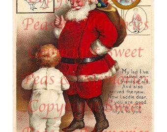 Digital Single A Chat with Santa