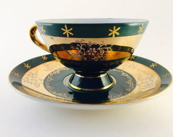 Cup and Saucer, SHAFFORD