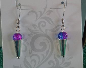 Snow Cone Earrings