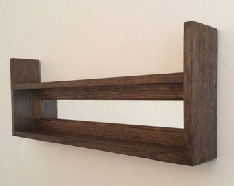 20% off Wall shelf with a mirror