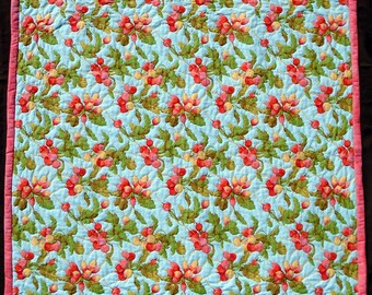 Radishes quilt
