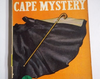 The Spanish Cape Mystery by Ellery Queen Pocket Books #146 1942 Vintage Mystery Paperback