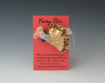 Fairy Pins, Fairies, Fairy