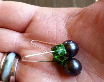 Black and Green Dazzlers!