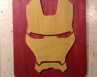 Iron Man Sign