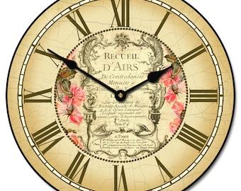Chantes Wall Clock