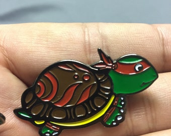 Bass Turts (Raphael) bassnectar