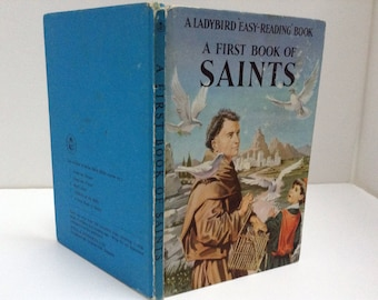 A first book of Saints - Ladybird easy reading book