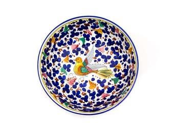 Sberna Deruta Italian Pottery Bowl