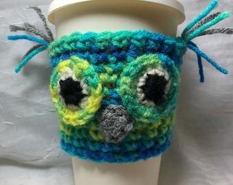 Funky Owl Mug Cozy