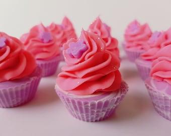 Mini Cupcake Soap/Soap Pop/Artisan soap