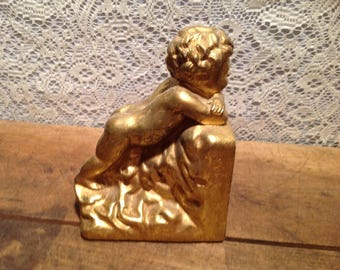 Vintage Child Bookend