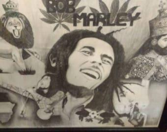 BOB MARLEY, RASTAFARIAN