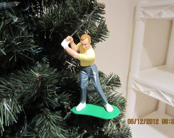 Arnold Palmer golf golfer Christmas ornament sports many to choose from.