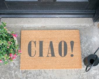 Ciao Grey Doormat