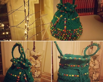 Crochet Purses. Proceeds go to charity