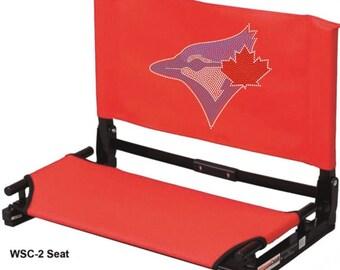 WIDE BB Rhinestone Stadium Chair