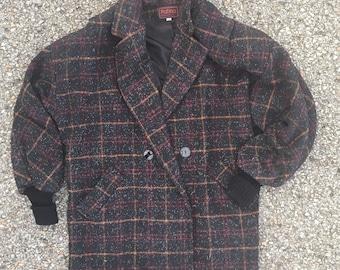 Patina Pea Coat