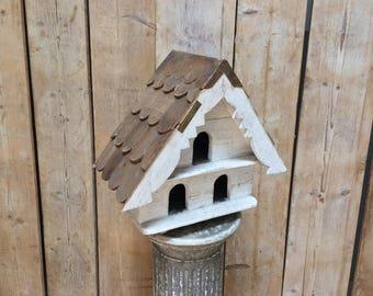 Vintage style dovecote - Two tier - Three holes