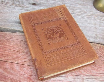 Antique RARE 1914 'Pig Pen Pete or Some Chums of Mine' Book Elbert Hubbard Roycrofters