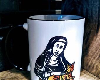 Julian of Norwich Coffee Mug
