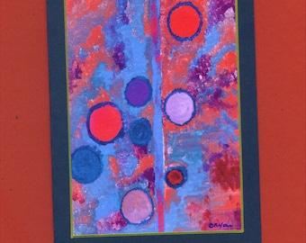 Untitled Number 101 Art Card
