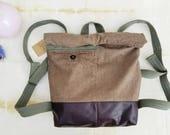 Backpack - Rucksack - Upc...