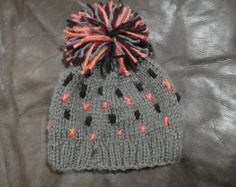 Blizzard Hand Knit Hat