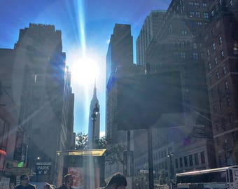 New York City: Morning
