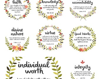 Young Women Value Prints