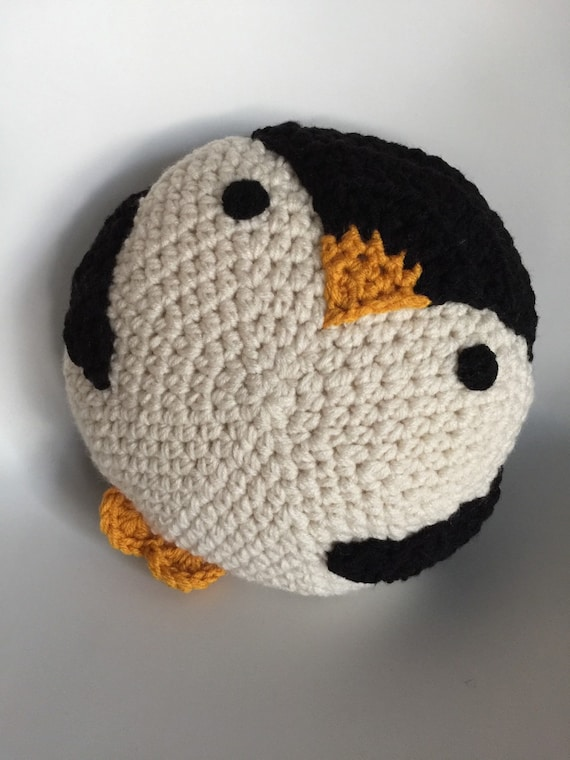 Crochet Koala Pillow