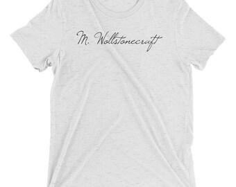 Mary Wollstonecraft - Classic Author - Short sleeve t-shirt