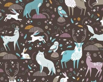 Arctic Fauna Snowfall By Camelot