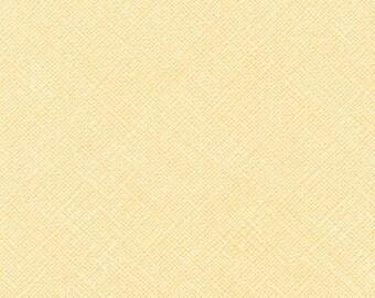 Architextures Crosshatch in Meringue, Carolyn Friedlander, Robert Kaufman Fabrics, 100% Cotton Fabric, AFR-13503-292 MERINGUE