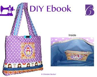 PDF Ebook Tutorial and Pattern Shopper